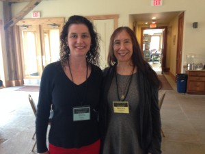 I was so thrilled to meet one of my favorite author-illustrators, Melanie Hope Greenberg.