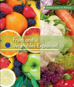 Fruits and Vegetables Explained cover