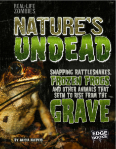 Nature's Undead cover